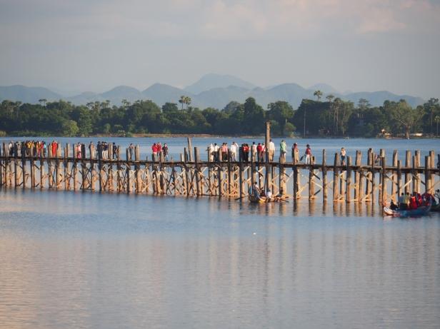 Amarapura Bridge