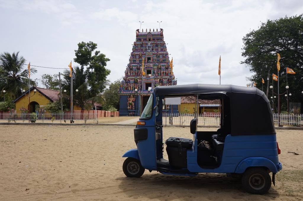 Tuktuk Sri Lanka